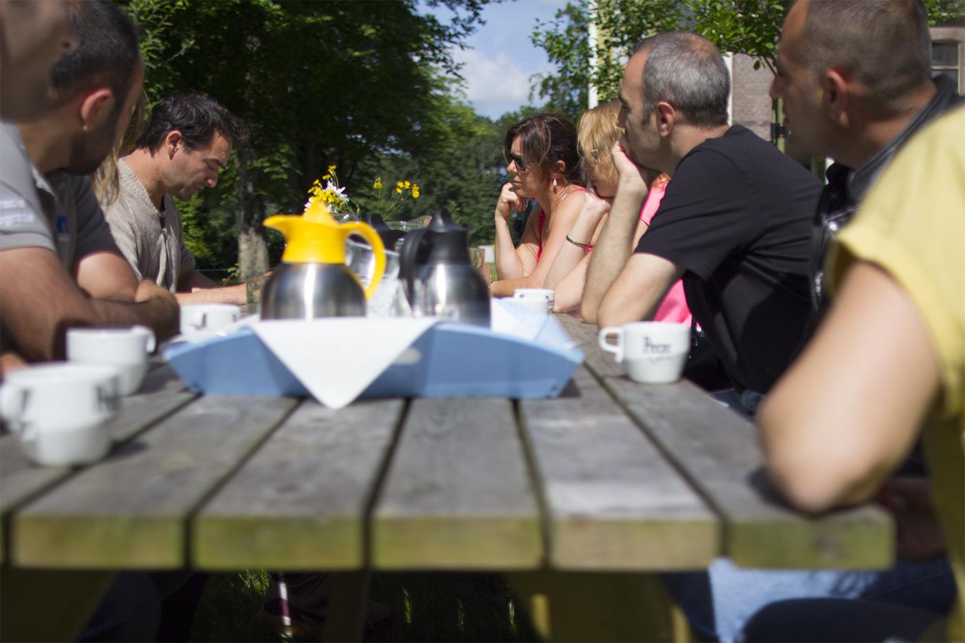 Pauperdialogen in Veenhuizen