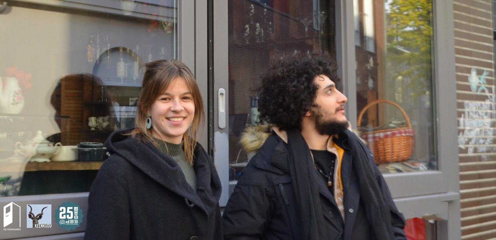 hirza Athalja & Nawras Altaky