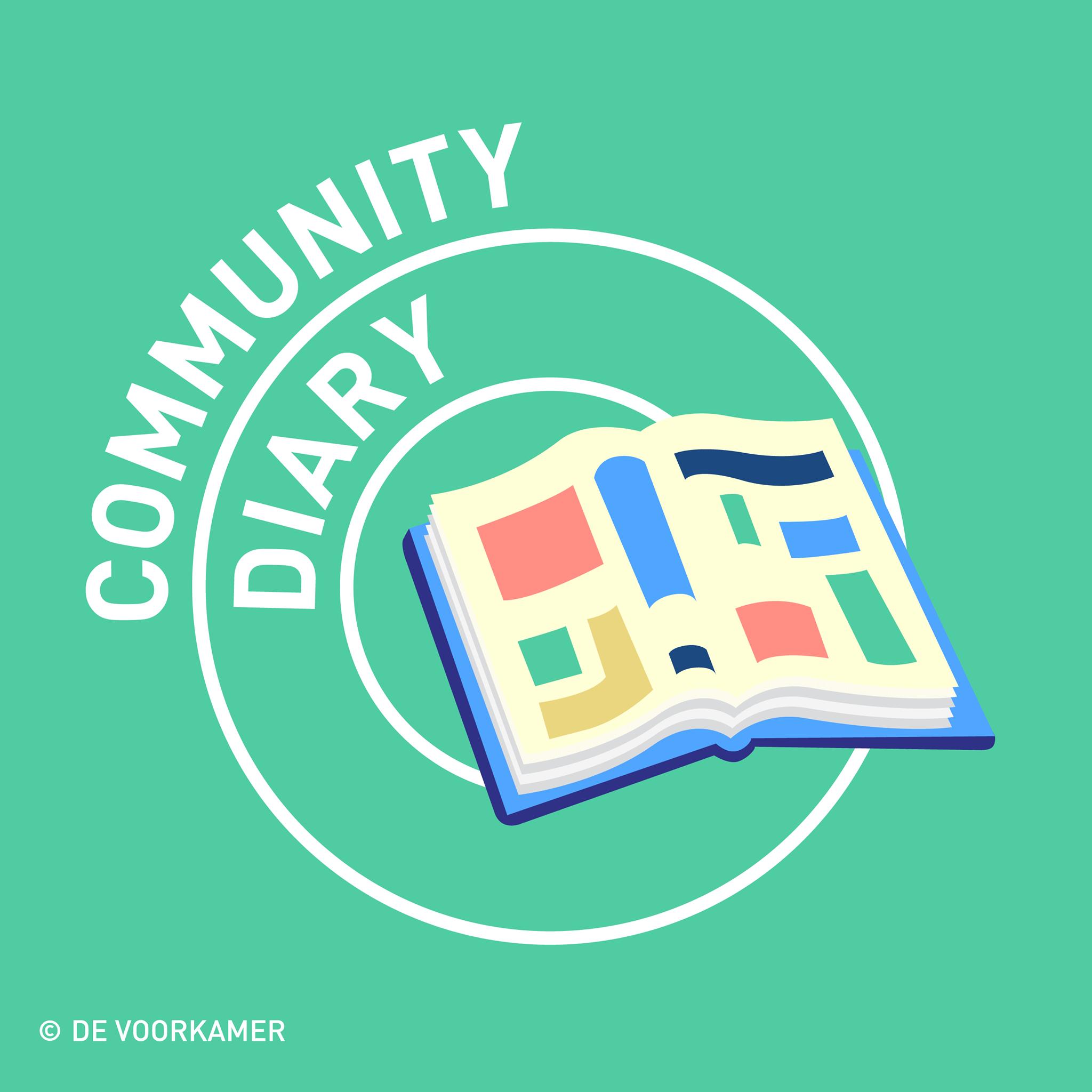 De Voorkamer Community Diary