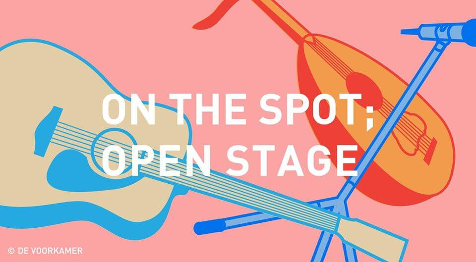 On the Spot_Open Stage