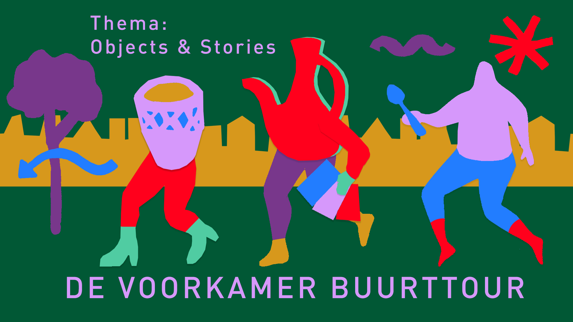 Banner Buurttour personal stories